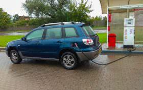 Automobilių dujinė įranga