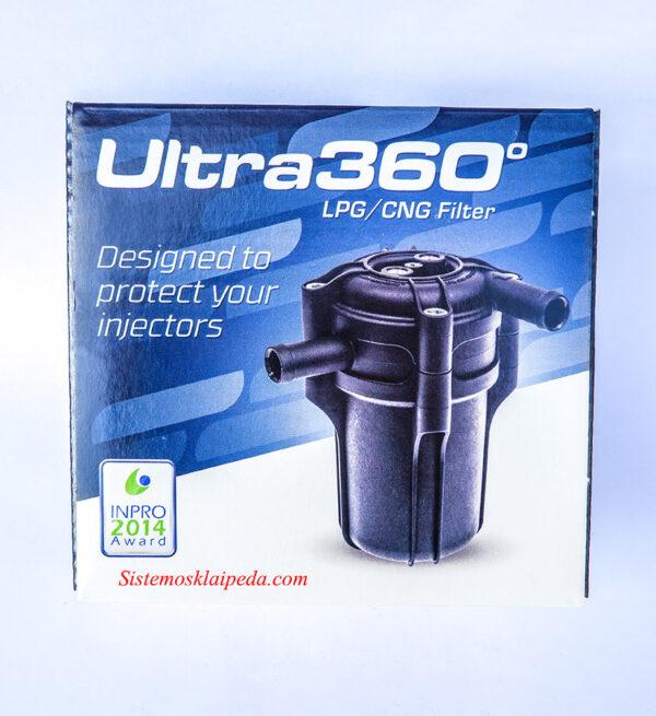 Dujų filtras ULTRA 360