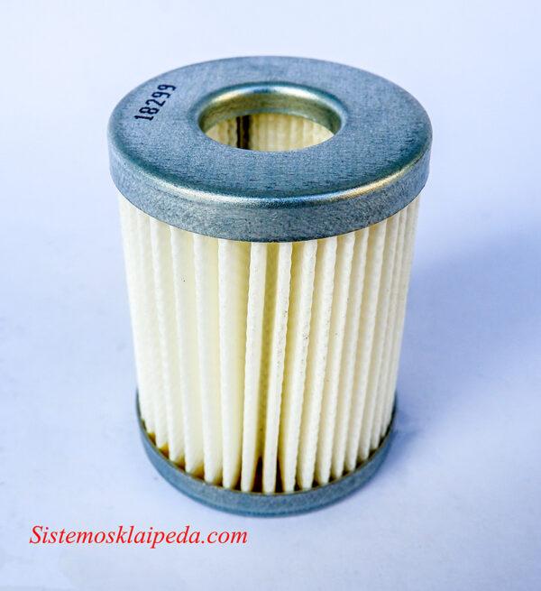 Dujų filtro kasetė BRC
