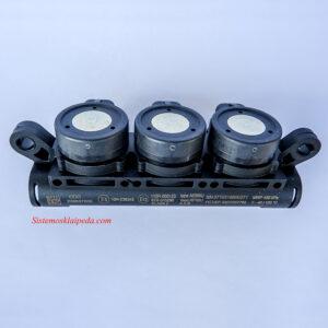 Dujų purkštukai AEB/Landi Renzo 3 cilindrų