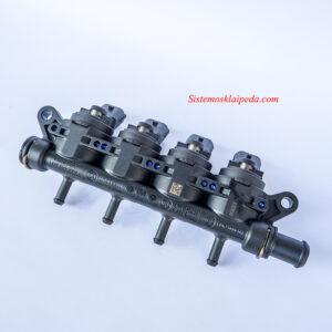 Dujų purkštukai LANDI RENZO GIRS 4 cilindrų