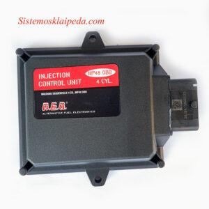 Dujų įrangos kompiuteris AEB MP48 OBD 4 cilindrų valdymo blokai