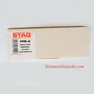 Slėgio kuro emuliatorius STAG FPE-A Sistemos Klaipeda